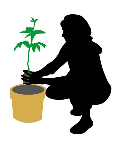gardener-pot